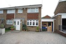 3 bedroom semi detached property for sale in Archer Way, Swanley...