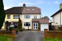 semi detached home in London Road, Swanley...