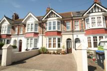 Terraced house for sale in Navarino Road, Worthing...