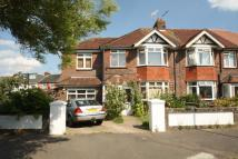 4 bed semi detached home for sale in George V Avenue...