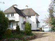 Detached home in Minehead