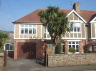 Minehead semi detached property for sale