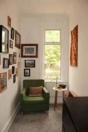 Study / Bedroom Four