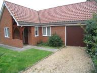 Bungalow in Church Walk, Harrold...