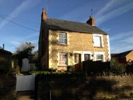 2 bed semi detached house in Northampton Road...