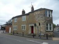 End of Terrace house in Bridge Street, Olney...