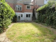 4 bed semi detached property in Elmes Road...