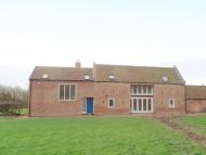 4 bedroom Barn Conversion in Stubbins Lane, Southwell...