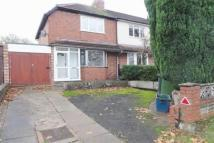 2 bed semi detached house in Joeys Lane, Codsall...