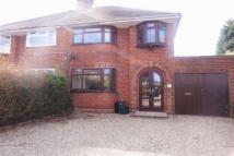 3 bedroom semi detached house in Mason Crescent, Penn...