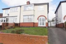 3 bed semi detached home in Aldersley Road...