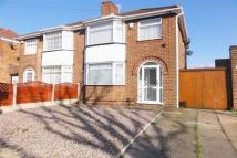 3 bed semi detached property to rent in Hatton Crescent...