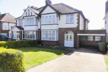 3 bed semi detached property to rent in Patricia Avenue...