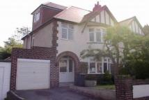 semi detached house to rent in Wells Road, Penn...
