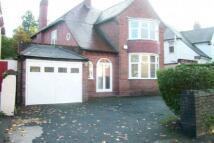 3 bed Detached property in Newbridge Crescent...