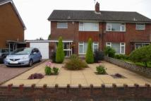 3 bed semi detached property in Langley Gardens...