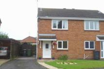 2 bedroom semi detached home to rent in Melrose Drive, Perton...