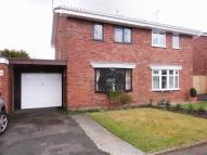 2 bed semi detached house to rent in Rydal Drive, Perton...