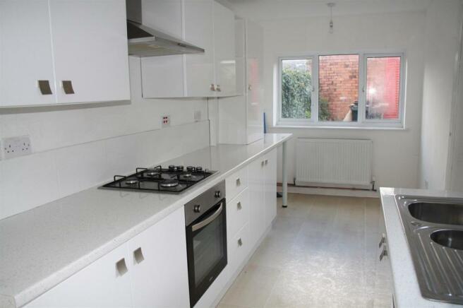 Modrn Kitchen