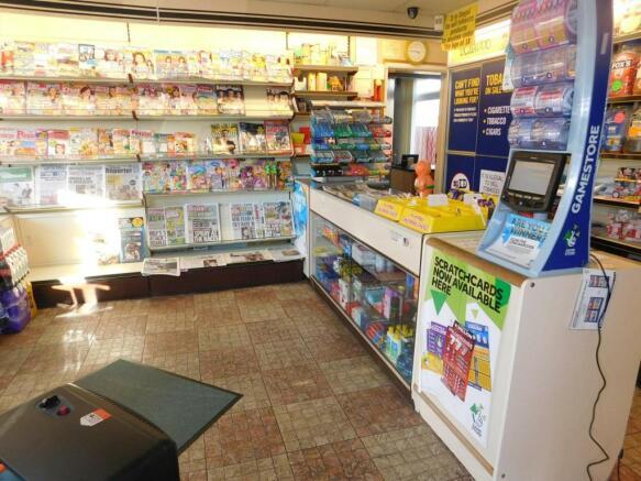 Newsagent Shop