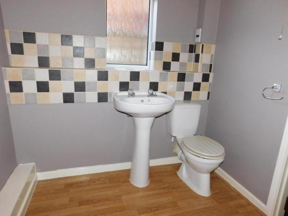 Grond Floor WC