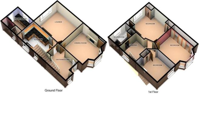 3D Floor Plan Liverp
