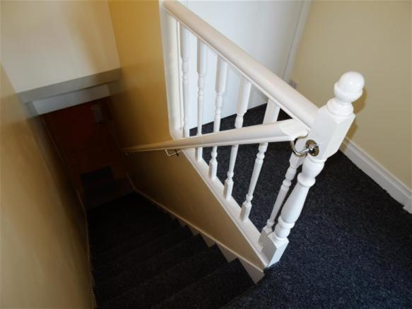 GF Stairs To FF