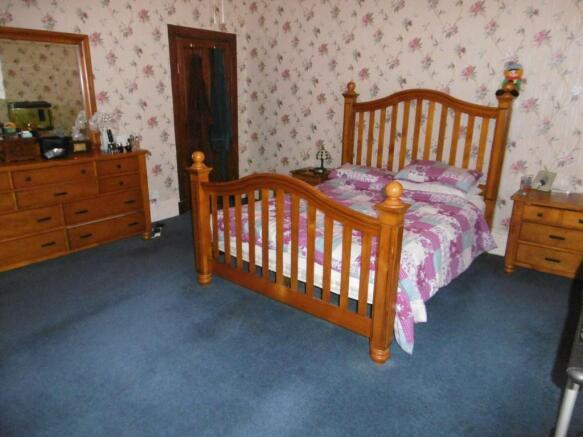Bedroom One (