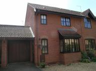 semi detached home in Malcote Close, Biddenham...