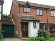 3 bedroom semi detached home to rent in Hamden Way...