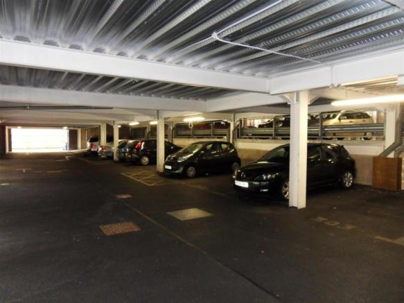 OBD car park