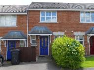 Terraced property in Hill Close...
