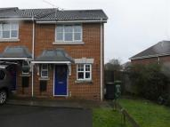 2 bed End of Terrace property for sale in Hill Close...