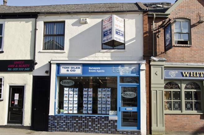 Dudley Council Commercial Property To Let