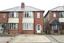 semi detached home to rent in Brades Road, Oldbury