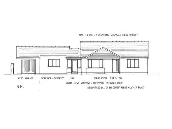 PROPOSED ELEVATION 1