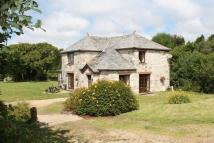 Detached property for sale in Penhellick Mill St Columb