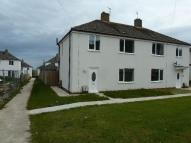 3 bed semi detached house in Lancaster Crescent...