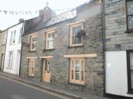 Terraced property in Fore Street...