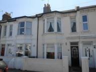 Terraced house in Wordsworth Street, Hove...