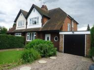 3 bed semi detached property in Lansdowne  Road...