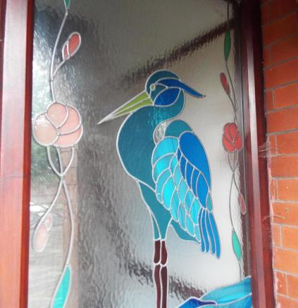 porch window