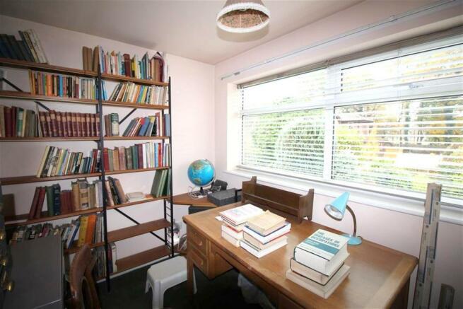 Bedroom 4-Study