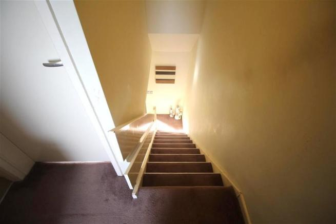 Landing and Stairs