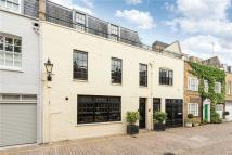 Mews for sale in Coleherne Mews, London...