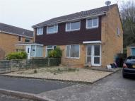 semi detached property in Furness Close, Paignton