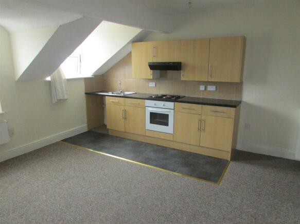 Flat3/ Kitchen Area