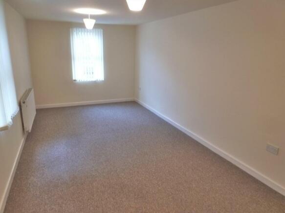 Flat 2 Bedroom 1
