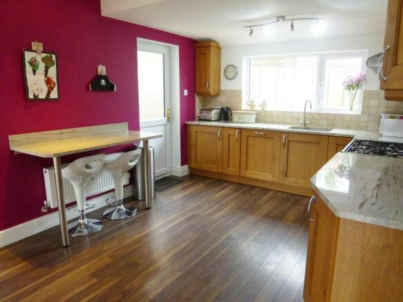 Kitchen Through