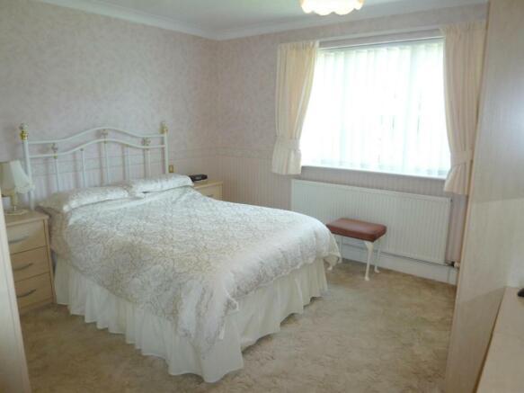 Ground Floor Bed